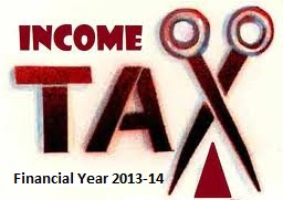 Income Tax Slabs for FY 2013-14